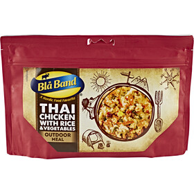 Bla Band Outdoor Meal 430g Thai Chicken with Rice and Vegetables